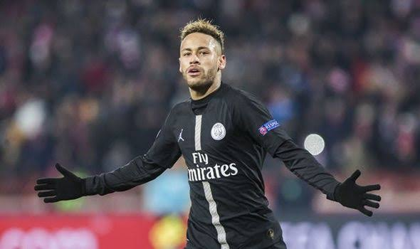 Neymar Grooves To Burna Boy Ye