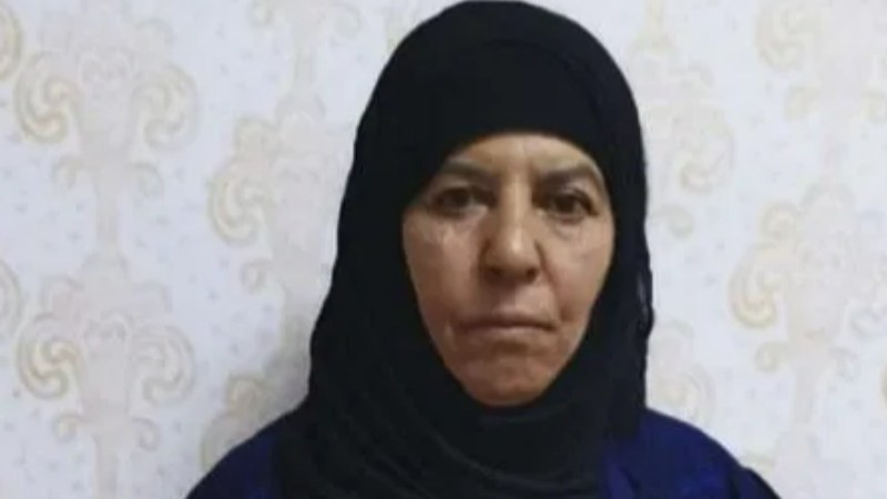 Turkey Captures Wife Of Slain ISIS Leader