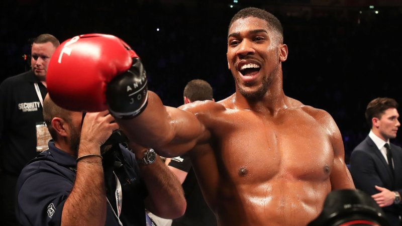 Amount Anthony Joshua Will Pocket From His Rematch With Andy Ruiz Jnr