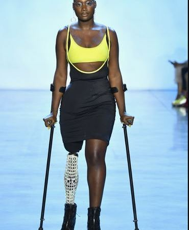 Fashion Model And Activist, Mama Cax Who Battled Cancer For Years Is Dead