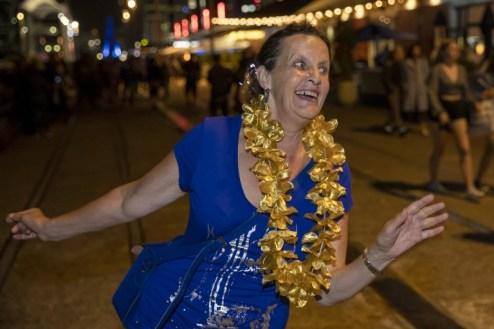 New Zealand Celebrates New Year