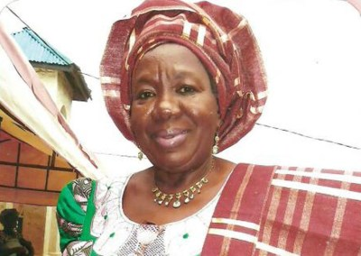 Nigeria's First Female LG Chairman Is Dead