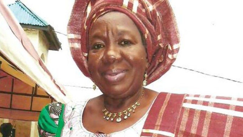 Nigeria's First Female LG Chairman Is Dead