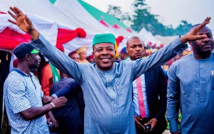 Emeka Ihedioha Storms Supreme Court