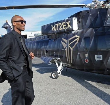 Helicopter Which Carried Kobe Bryant Flew Through Fog Despite Cops Grounding Their Own Fleet Over Safety Fears