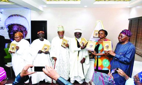 Pa Idris Ola Lediju, Becomes The Oldest Author In Nigeria