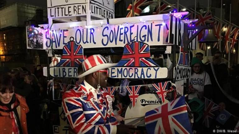 Britain Exits European Union