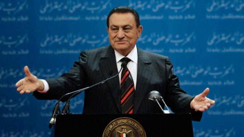 Former President Of Egypt, Hosni Mubarak Dies At 91