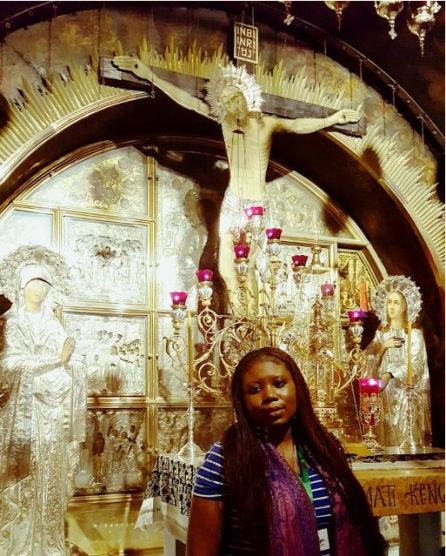 Photos Of Jesus Christ's Birthplace And Tomb In Israel