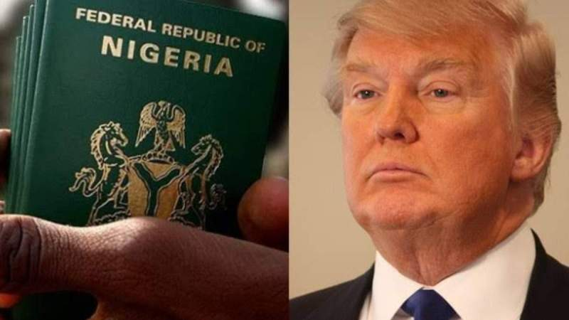 President Trump Add Nigeria, 5 Other Countries To His Restricted Travel list