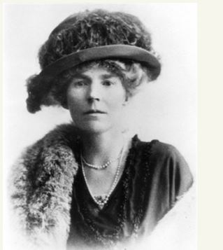 Profile Of Flora Shaw, The Woman Who Gave The Name 'Nigeria'