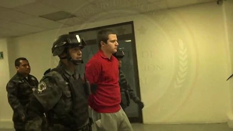Son Of Mexican Drug Lord Extradited To The U.S.