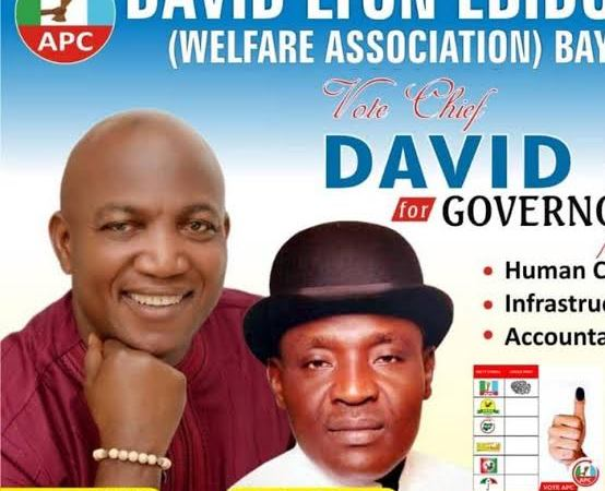 The Conflicting Names That Disqualified Bayelsa APC Deputy Governor