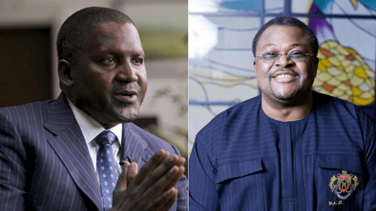 Two Nigerians In Forbes 2020 Top 3 List Of Richest Men In Africa