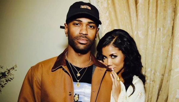 Big Sean And Jhené Aiko Are Back Together