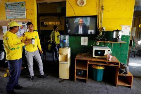 El Salvador Declares State Of Emergency