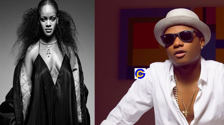I'm trying my possible best to get Rihanna pregnant – Wizkid hints