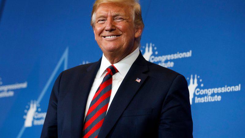 President Donald Trump Donates His Salary Of $100,000 To Combat Coronavirus