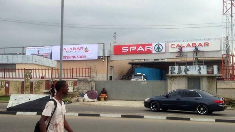 Calabar SPAR Shopping Mall