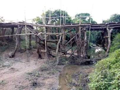 Could This Be The Worst Bridge In The World