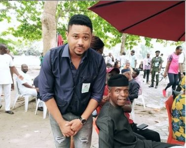 Hunger Has Reached My House - Mike Godson 'Writes' Yemi Osinbajo