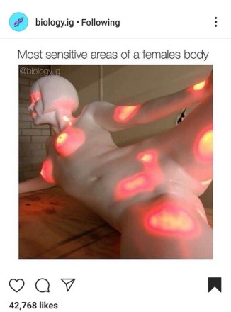 The Most Sensitive Areas Of A Female Body
