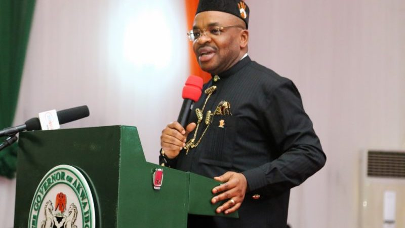 Akwa Ibom Govt Slashes Salaries Of Political Appointees