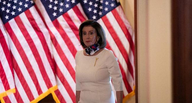 U.S. Democrats Unveil $3 Trillion Virus Relief Package