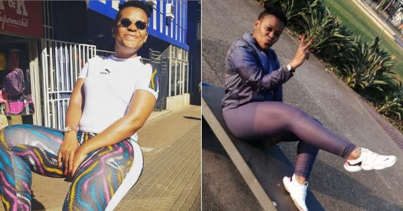 Zodwa Wabantu Criticised For Visiting Her Friend