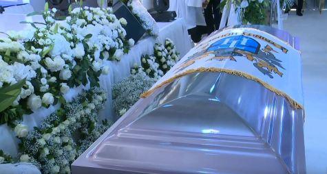 Funeral Photos Of Wife Of Lagos Pastor, Ibidunni Igbodalo