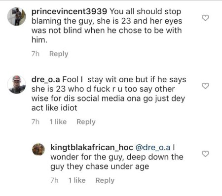 Kingtblakhoc Accused Of Using An Underage Girl For His Porn Movie