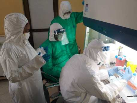 NCDC Confirms 663 Fresh COVID-19 Infections In Nigeria