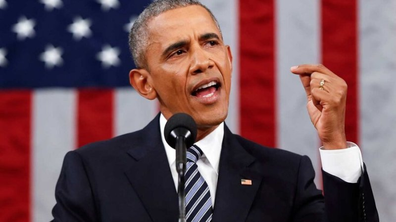 Obama Explains Problems Of Blacks In United States Following Floyd's Death
