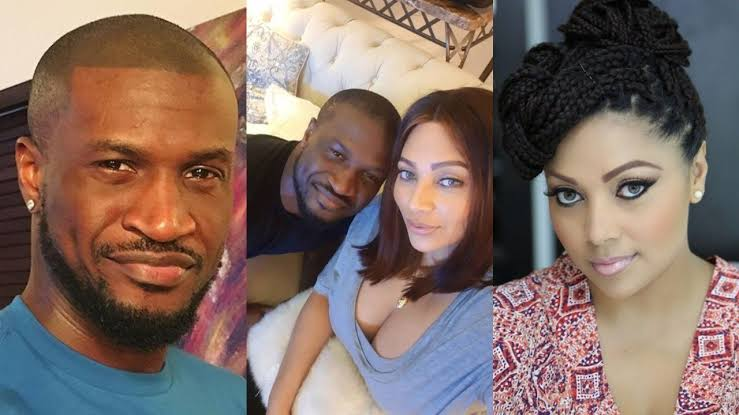 Peter Okoye Of Psquare, Wife, Daughter Test Positive, Recover
