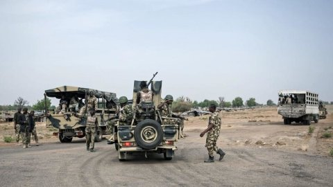 Troops Raid On Bandits' Hideouts In Zamfara