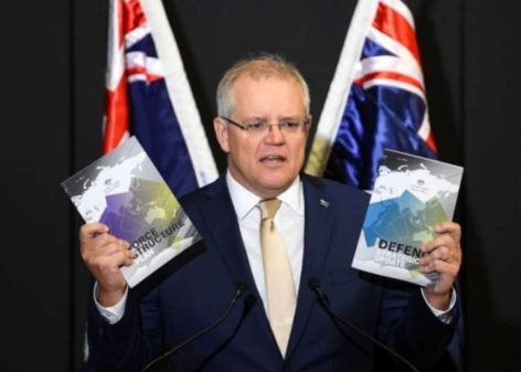Australia To Boost Its Defence System With Massive Budget