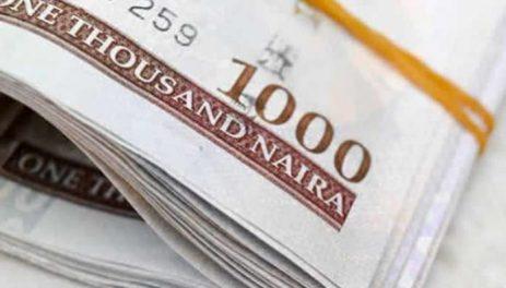 Forex constraint devalues naira to N380 per dollar