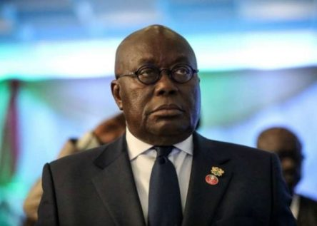 Ghanaian President Goes Into Isolation After Testing Negative For COVID-19
