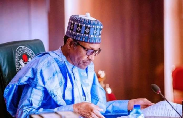 President Buhari Presides Over 6th Virtual FEC Meeting