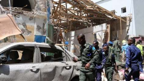 Somalia Bomb Attack Kills Five, Injures 10