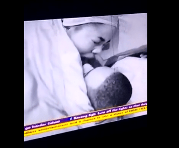 BBNaija Erica Exposes Her Bare Butt, Moans As She Enjoys Private Moment With Kiddwaya