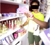 Photos From Inside Abuja's 'Sex Chemists'
