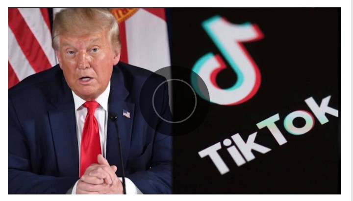 President Donald Trump Issues Orders Banning TikTok And Wechat From U.S.