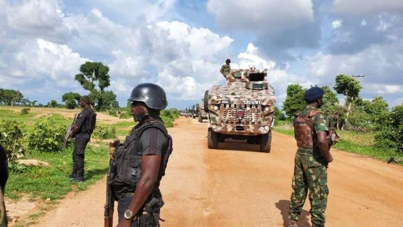Troops Raids Bandits' Camp In Katsina, Kill 11