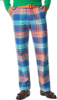 No, I don't own these pants.  But I would totally wear them if I did.  :)