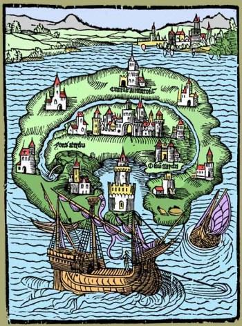 Strange Maps The Book Brain Pickings