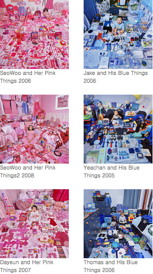 The Pink and Blue Projects: Exploring the Genderization of Color