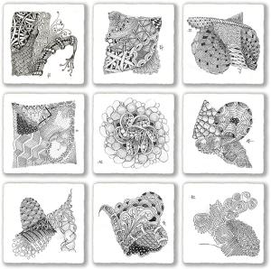 Zentangle: Pattern-Drawing as Meditation