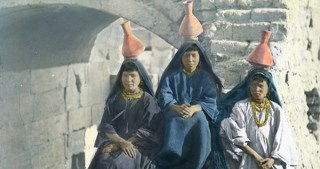 Egypt in the Early 1900s: Rare Vintage Lantern Slides