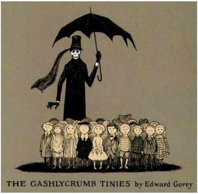 The Gashlycrumb Tinies: A Very Gorey Alphabet Book – Brain Pickings
